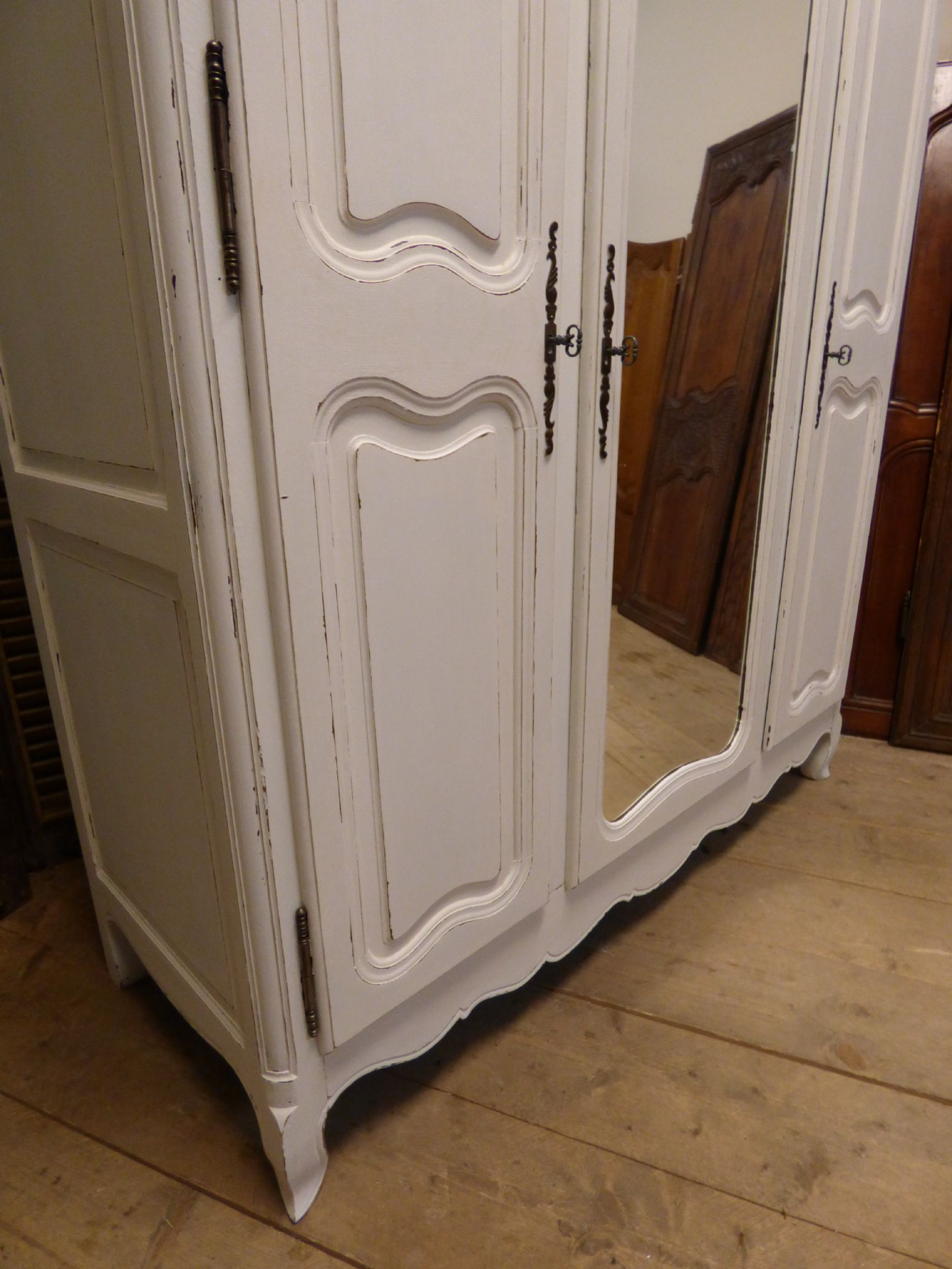 ... Vintage French Armoire   French Wardrobe  Just In   Ca110   SOLD